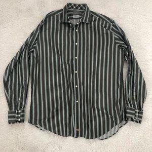 Thomas Dean button down shirt
